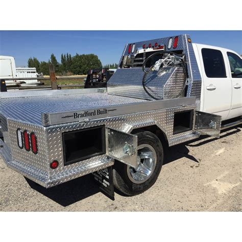 bradford truck beds bradford 4 box flatbed