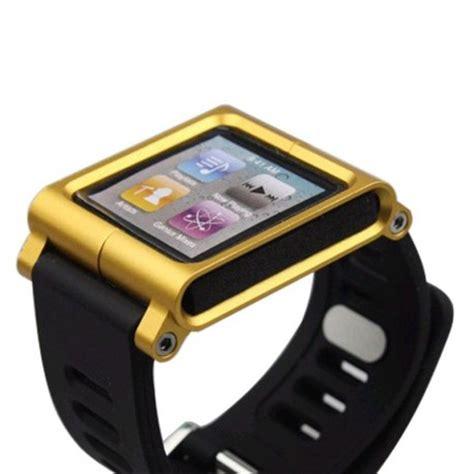 ipod nano 6th generation watch band lunatik