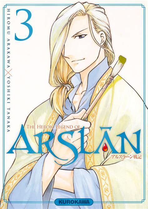 The Heroic Legend Of Arslan Vol 4 Berkualitas vol 3 heroic legend of arsl 226 n the news