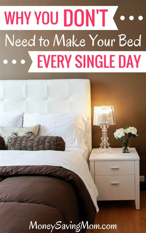 why you need to make your bed reasons to make the bed why i don t make my bed every day money saving mom 174