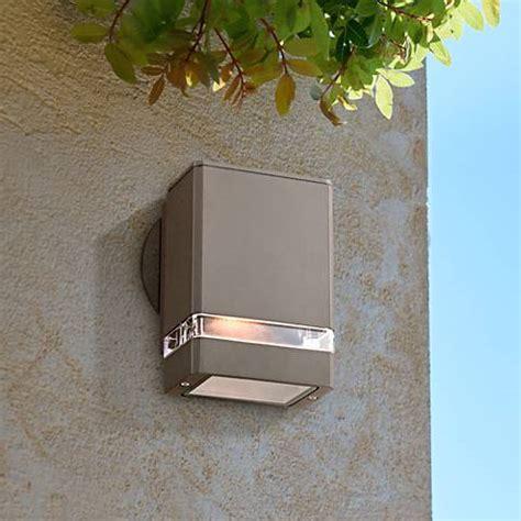 possini outdoor wall light possini ridgeland bronze rectangular outdoor wall