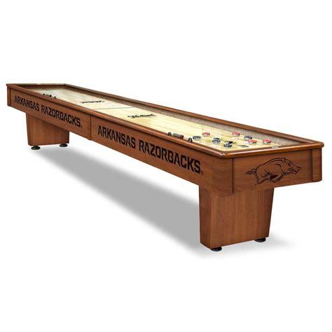 Shuffleboard Table Length by Of Arkansas Shuffleboard Table