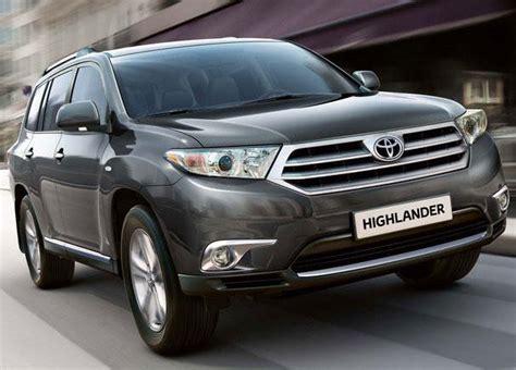Toyota Highlander 2012 Price 2012 Toyota Highlander Price