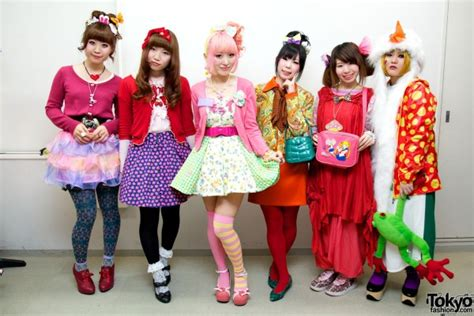let s talk about anything the fashion show japanese lolita harajuku styles fashion show pictures