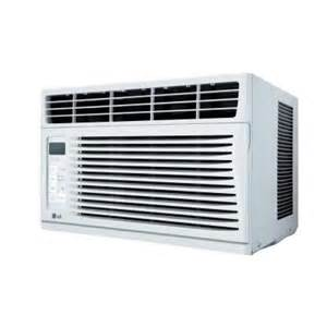 home depot air conditioner window lg electronics 6 000 btu 115 volt window air conditioner
