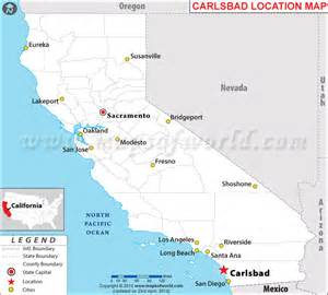 where is carlsbad california