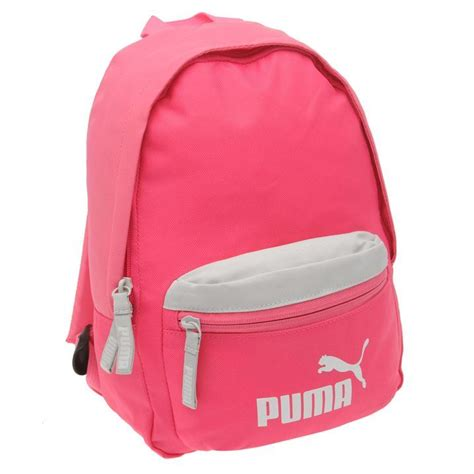 backpack storage puma mini backpack rucksack storage carry bag travel