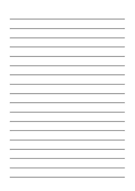 guidelines for writing on plain paper line guides handwriting and presentation aid by