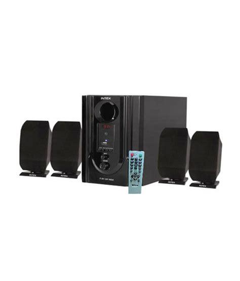 buy intex  fmu  speaker system    price
