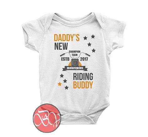 daddy s daddy s new riding buddy cool tshirt designs bigvero com
