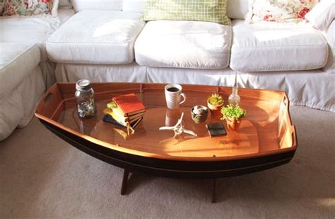 boat coffee table plans row boat coffee table plans feralda