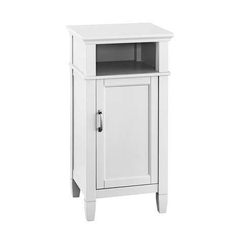 bathroom linen storage floor cabinet foremost ashburn 17 in w x 35 in h x 15 in d bathroom
