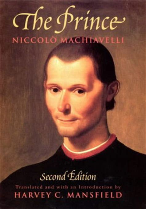 the prince books the prince niccolo machiavelli