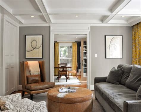 grey and brown living room brown gray walls houzz
