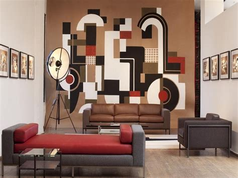 unique living room wall decor 20 cool wallpaper designs that will spruce up your home housely