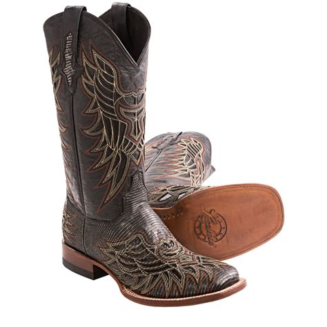 1883 by lucchese lizard cowboy boots for 7476v