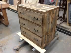 Nightstand Hidden Drawer Diy Pallet Dresser And Nightstand Pallet Furniture Plans