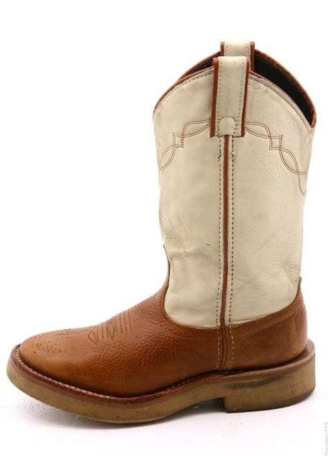 s crepe sole boots laredo womens cowboy boots size 6 m brown roper crepe sole