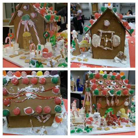 How To Build A Gingerbread House by Creative Chaos How To Build A Gingerbread House
