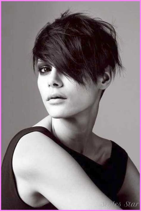best hair cuts for asymmetrical faces the best asymmetrical haircuts for an oval face shape