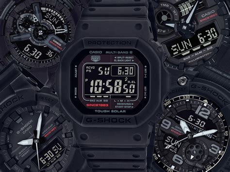 Casi G Shock casio g shock 35th anniversary collection watches