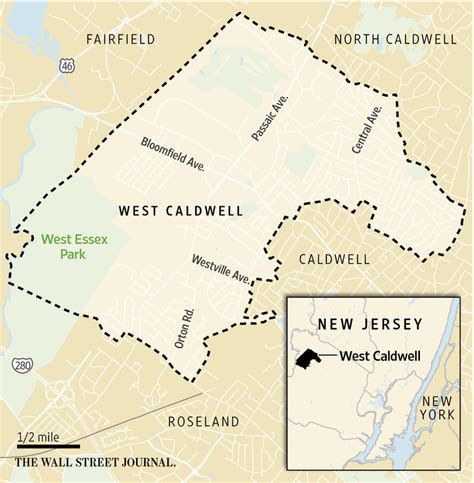 it s all about community in west caldwell n j wsj