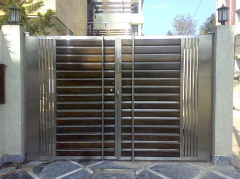 modern house steel gate buy stainless steel gates from s m engineerings india id 911492