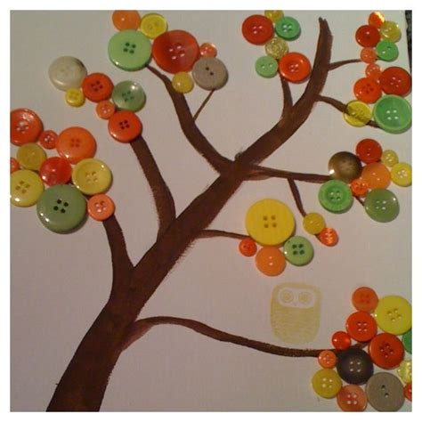 easy autumn crafts easy fall craft