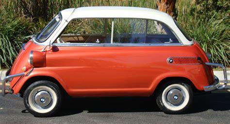 bmw isetta 600 parts 1958 bmw isetta 600 limo