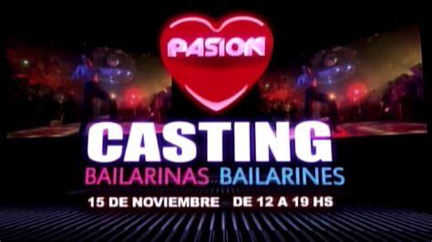 casting de secretaria de pasion casting de bailarines y bailarinas de pasion de sabado 15