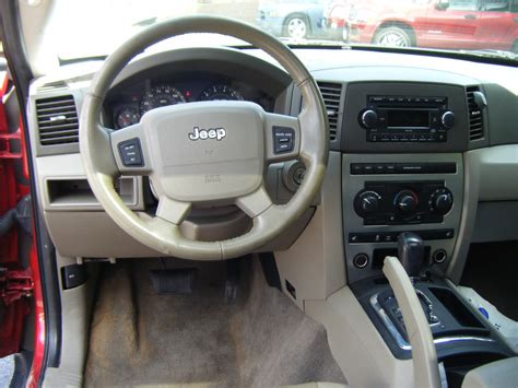 Jeep Grand Limited Interior 2006 Jeep Grand Interior Pictures Cargurus