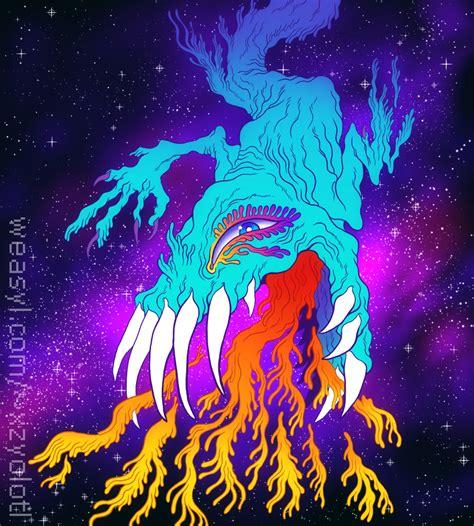 space critter weasyl