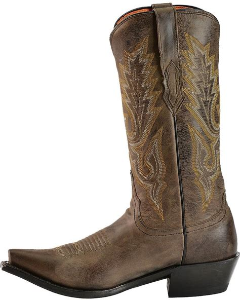 Handcrafted Boots - lucchese s handcrafted 1883 madras goat cowboy boot