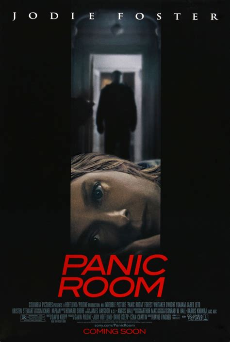 The Panic Room by Panic Room Dvd Release Date