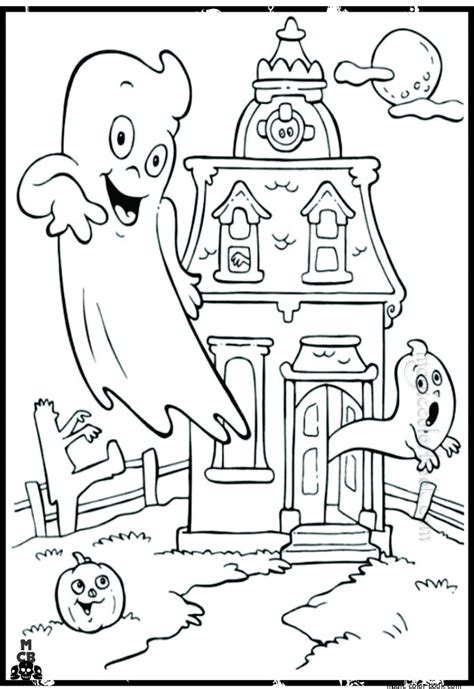 halloween coloring pages free online 2