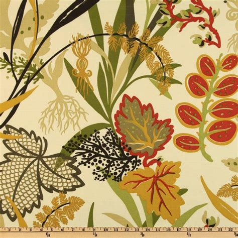 home decor fabric collections waverly floral botanical fabric discount designer