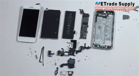 iphone  disassembly tutorial