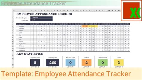 Employee Attendance Sheet Excel And Employee Attendance Sheet In Excel Free Download Natural Employee Attendance Tracker Template Free