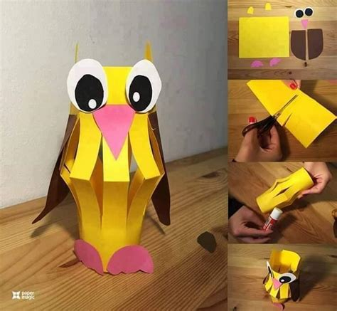 Paper Craft Work Step By Step - easy paper craft ideas for with diy tutorials