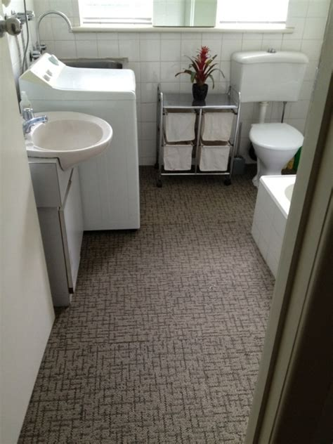 Bathroom Carpet Ideas Bathroom Flooring Ideas For Small Bathrooms Small Room