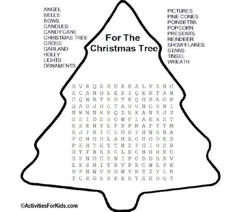 christmas word search printable calendar template 2016