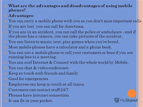 Advantages Of Cell Phones Essay by Essay About Advantages And Disadvan