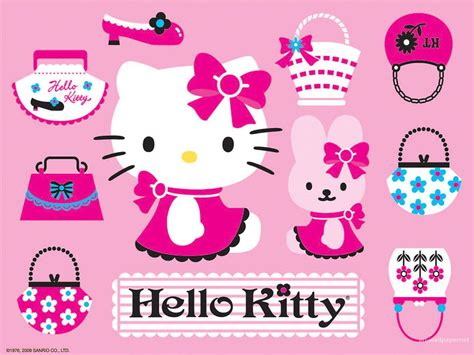 hello kitty wallpaper online hello kitty wallpapers and screensavers wallpaper cave