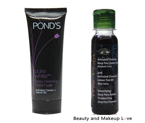 Skin Detox Charcoal Wash by Best Charcoal Products In India Detoxify Your Skin With