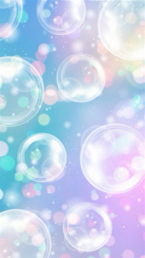 Petty Buble pretty pastel bubbles ooooo pretty