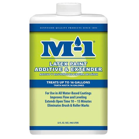 acrylic paint additives m 1 1 qt paint additive and extender 70332m the