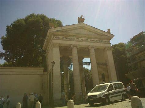 ingresso villa borghese ingresso monumentale di villa borghese roma