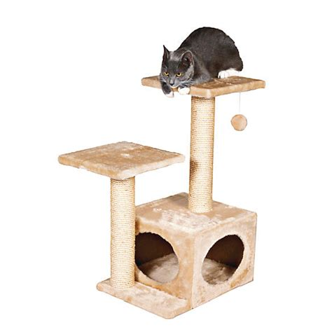 cat beds petsmart trixie valencia cat tree cat furniture towers petsmart