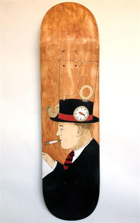 Skateboard Design Vorlage Handmades