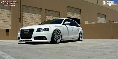 1999 audi a4 rims audi a4 niche surge m112 wheels silver machined